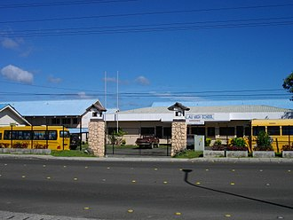 Koror - Palau High School