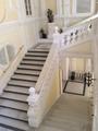 Palazzo Parisio - Main stairs.png