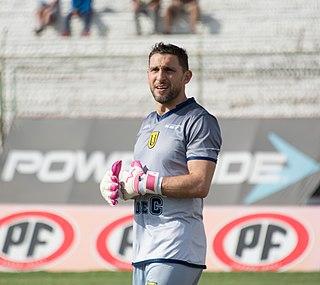 Cristián Muñoz Argentine-born Chilean footballer