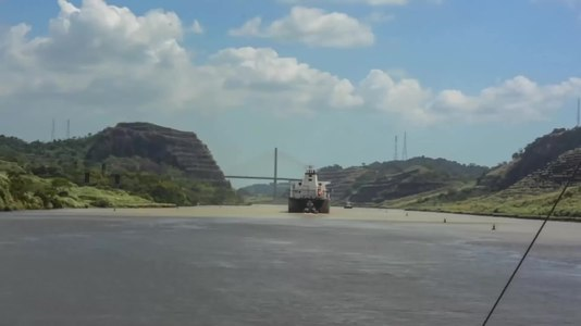 File:Panama Canal Timelapse- Caribbean to Pacific.webm