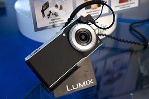 Panasonic Lumix DMC-CM1 - Image: Panasonic CM1 (16100935174)