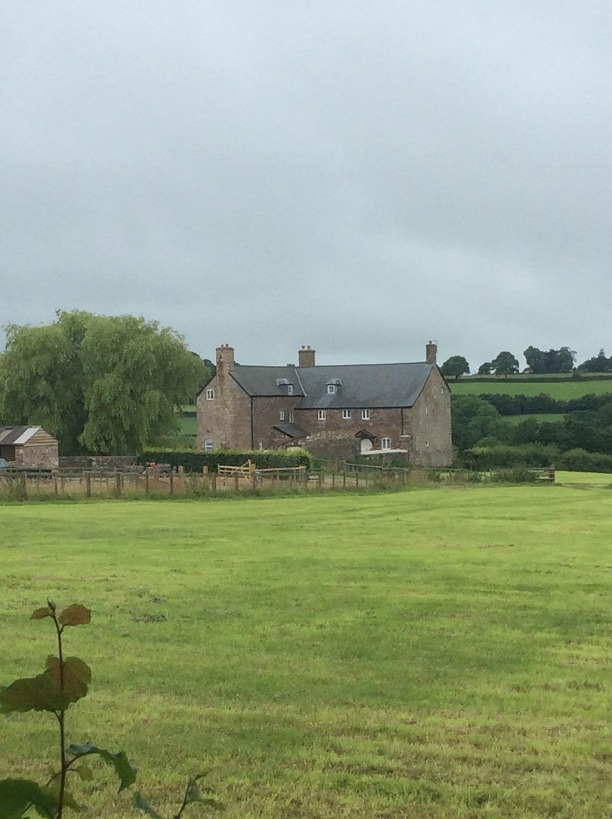 Pant Glas Farmhouse Llanishen Monmouthshire Wikipedia
