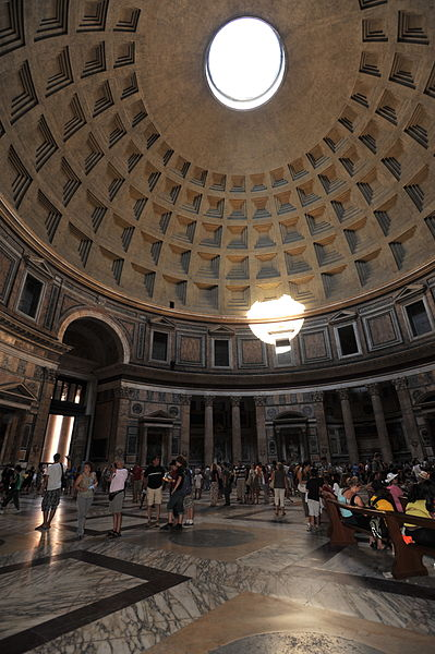 Rome's Pantheon may have been built as a massive sundial researchers reveal