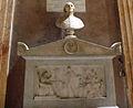 Pantheon - capp Crocifisso - monumento praecordia Consalvi (Thorvaldsen) P1020780.jpg