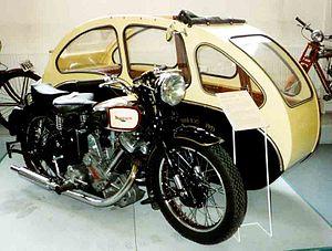 Phelon & Moore - Panther 100 1951