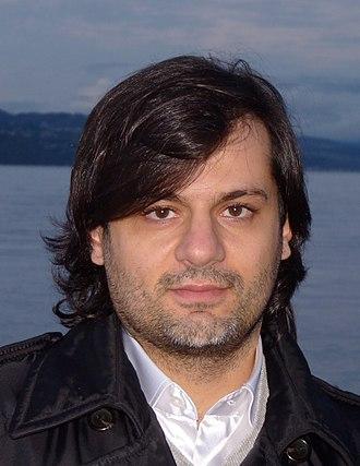 Paolo Cavallone - Composer Paolo Cavallone in 2010