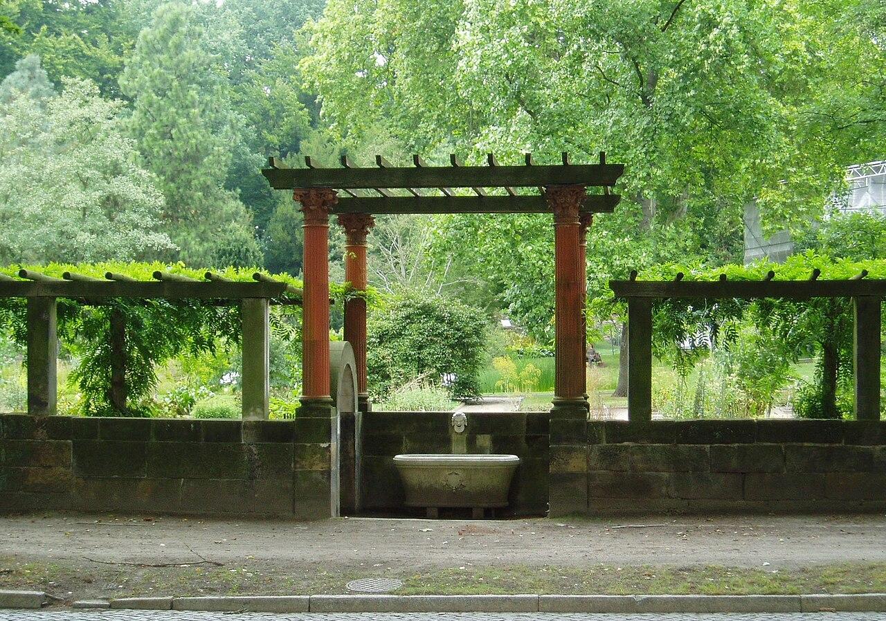 Botanischer Garten Potsdam Wikiwand