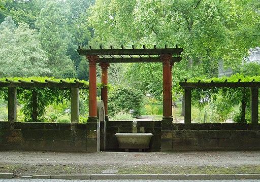 Paradiesgarten Maulbeerallee (Park Sanssouci, Potsdam)