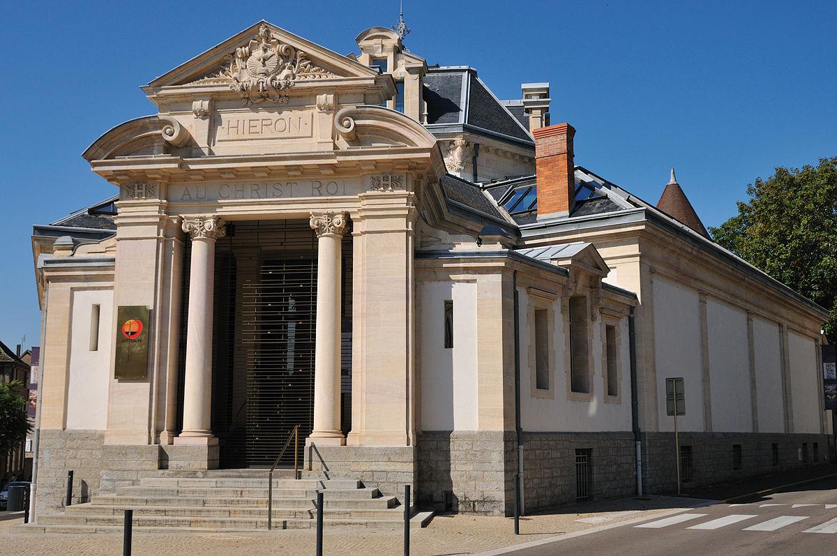 Paray-le-Monial Musée eucharistique du Hiéron.jpg