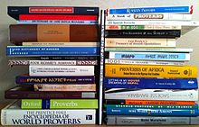 Paremiography books.JPG