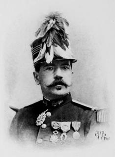 Parfait-Louis Monteil French explorer