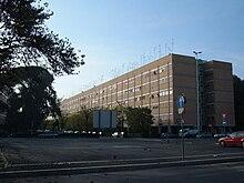 villaggio olimpico zona di roma wikipedia