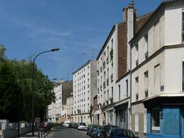Image illustrative de l'article Rue des Prairies (Paris)
