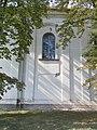 Parish Church, SE side detail, 2020 Piliscsaba.jpg