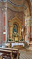 Parish church St. Ulrich - Urtijëi - left side altar.jpg