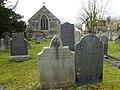 Parish church of Church of St Bridget at Llansantffraid Glyn Dyfrdwy (later re-named Carrog), Sr Ddinbych, Wales 21.jpg