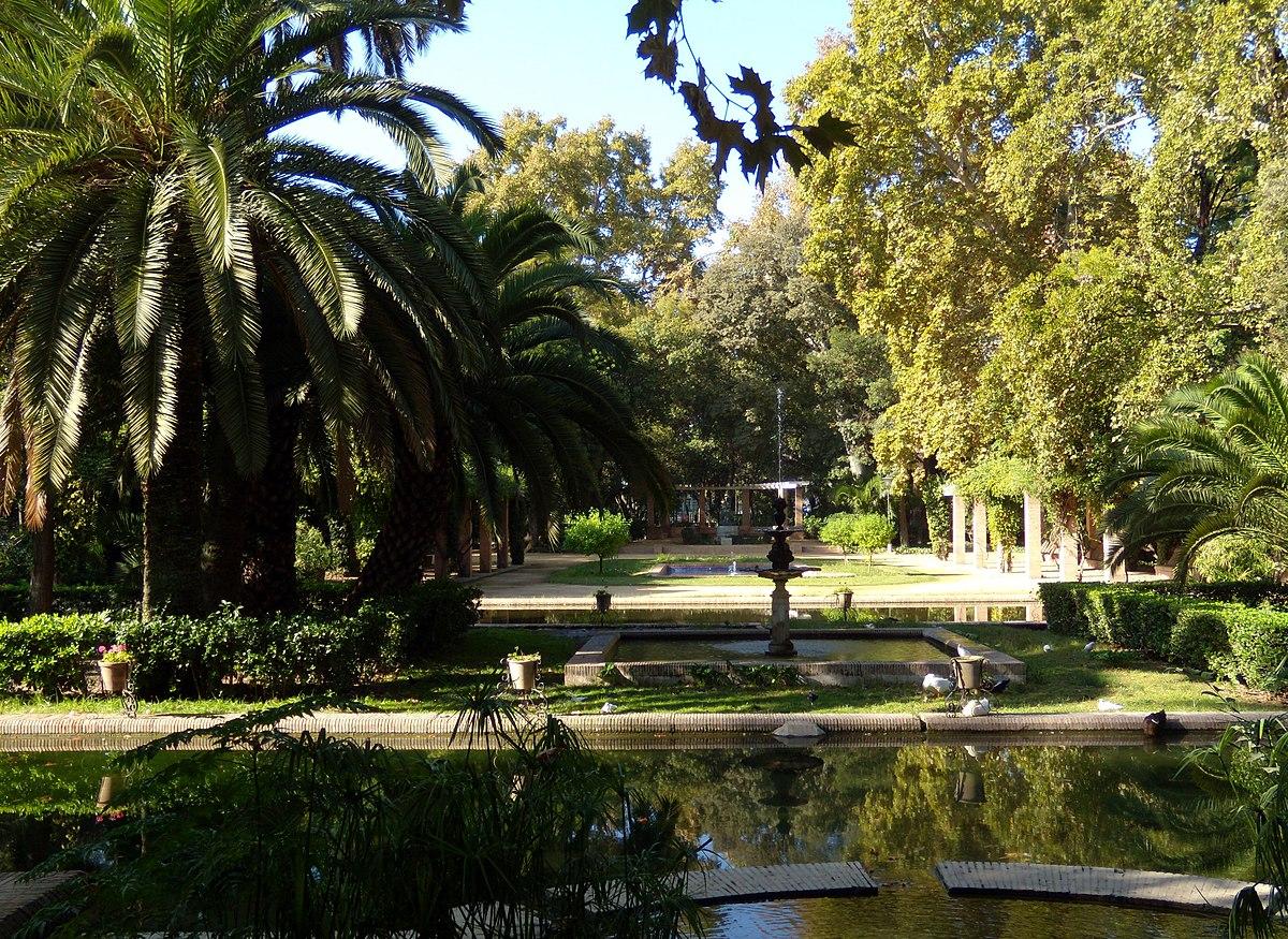 Parque de María Luisa - Wikipedia