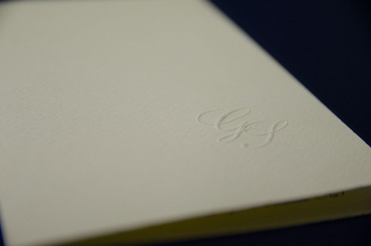 Partecipazioni Matrimonio On Line Low Cost.File Partecipazioni Matrimonio Iniziali A Rilievo Tipografia
