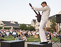 Passage performs during Navy Week Montana. (35818303974).jpg