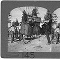 Passengers in balloon at Alaska-Yukon-Pacific Exposition, Seattle, 1909 (MOHAI 2668).jpg