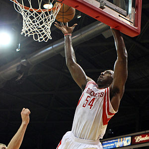 Patrick Patterson (basketball) - Patterson with the Rockets in 2012