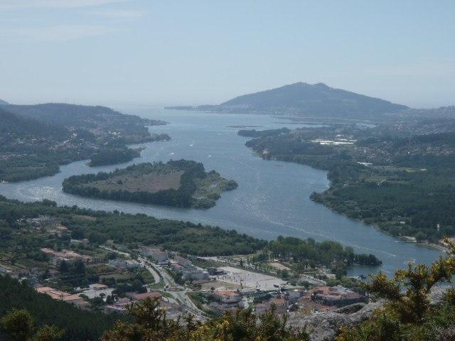 Património Natural - Ilha dos Amores no Rio Minho