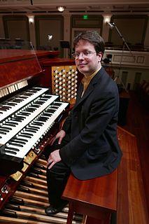 Paul Jacobs (organist) American organist