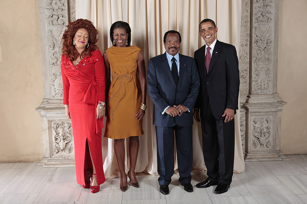 Michelle Obama Car Accident