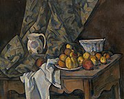 Paul Cézanne - Nature morte avec pommes et pêches (National Gallery of Art).jpg