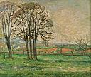 Paul Cézanne - The Bare Trees at Jas de Bouffan - Google Art Project.jpg
