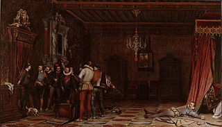 The Assassination of the Duke of Guise
