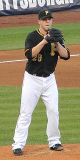 Paul Maholm American baseball player
