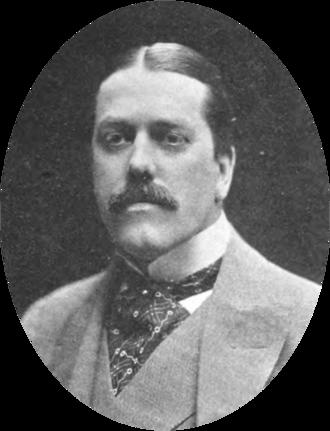 Paulding Farnham - Farnham in 1900.