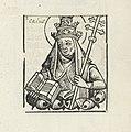 Paus Cajus Caius (titel op object) Liber Chronicarum (serietitel), RP-P-2016-49-56-8.jpg