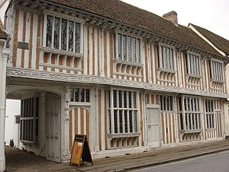 Coggeshall - Paycocke's House