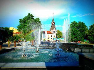 Pazardzhik City in Bulgaria
