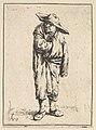 Peasant Wrapped in his Cloak MET DP821833.jpg