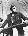 Peck as Captain Ahab