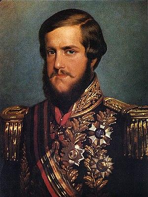 Platine War - Emperor Dom PedroII around the time of the Platine War