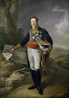 Pedro de Alcántara Álvarez de Toledo, 13th Duke of the Infantado Prime minister of Spain