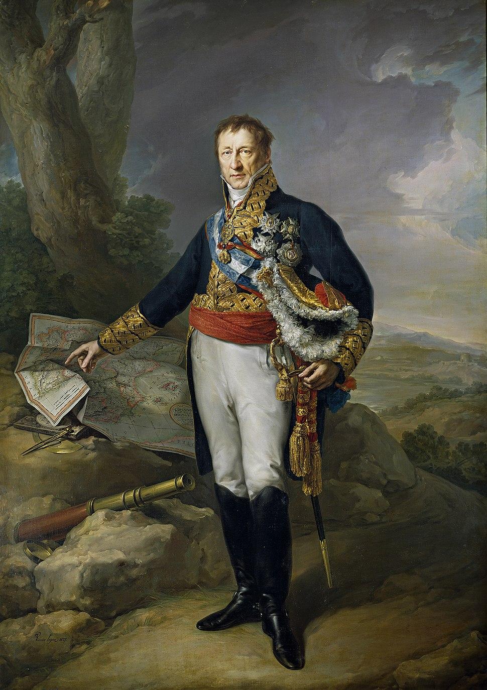 Pedro de Alcántara Álvarez de Toledo y Salm Salm, XIII duque del Infantado (Museo del Prado)