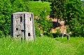 "Pedvāle open air museum. ""Inner Flame"" by Ryan Hoover, Kerin Rozycki - panoramio.jpg"