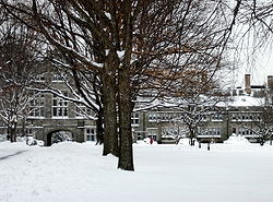 Bryn Mawr's Pembroke Hall