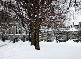 Bryn Mawr College - Bryn Mawr's Pembroke Hall
