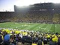 Penn State vs. Michigan football 2014 08 (opening kickoff).jpg