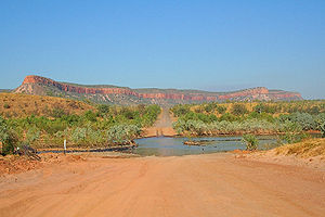 Pentecost River - Gibb River Road Crossing