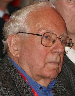 Per Kleppe - Per Kleppe (front) with Sigbjørn Johnsen
