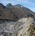 Peru - Salkantay Trek 055 - moraine (7154607165).jpg