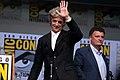 Peter Capaldi & Steven Moffat (36138677411).jpg