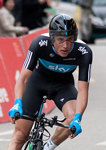 Peter Kennaugh - Tour de Romandie 2010, Stage 3 (cropped).jpg